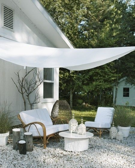 Kleine Terrasse Ohne Dach Und Ohne Abdeckung Das Ist Perfektion