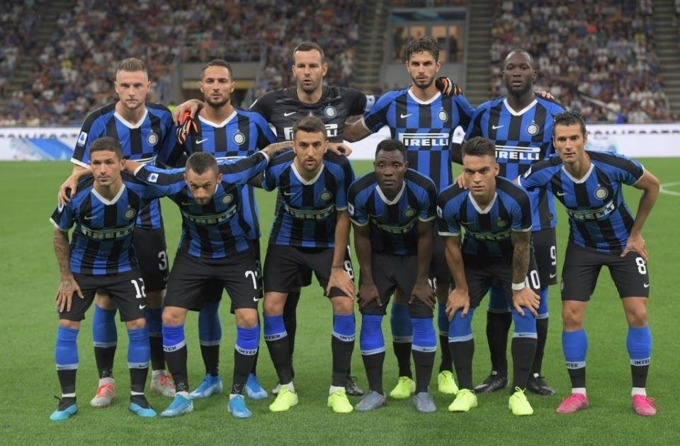 Official Inter S Squad List For First Half Of Serie A Season Inter Squad 2019 2020 Inter Milan Lineup 2020 In 2020 Inter Milan Champions League Live New Juventus