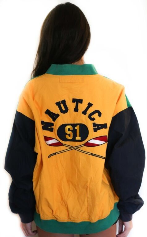 Vintage Tommy Hilfiger Spellout Sweatshirt Sz10 12 Outer Women Jackets Style Scrapbook