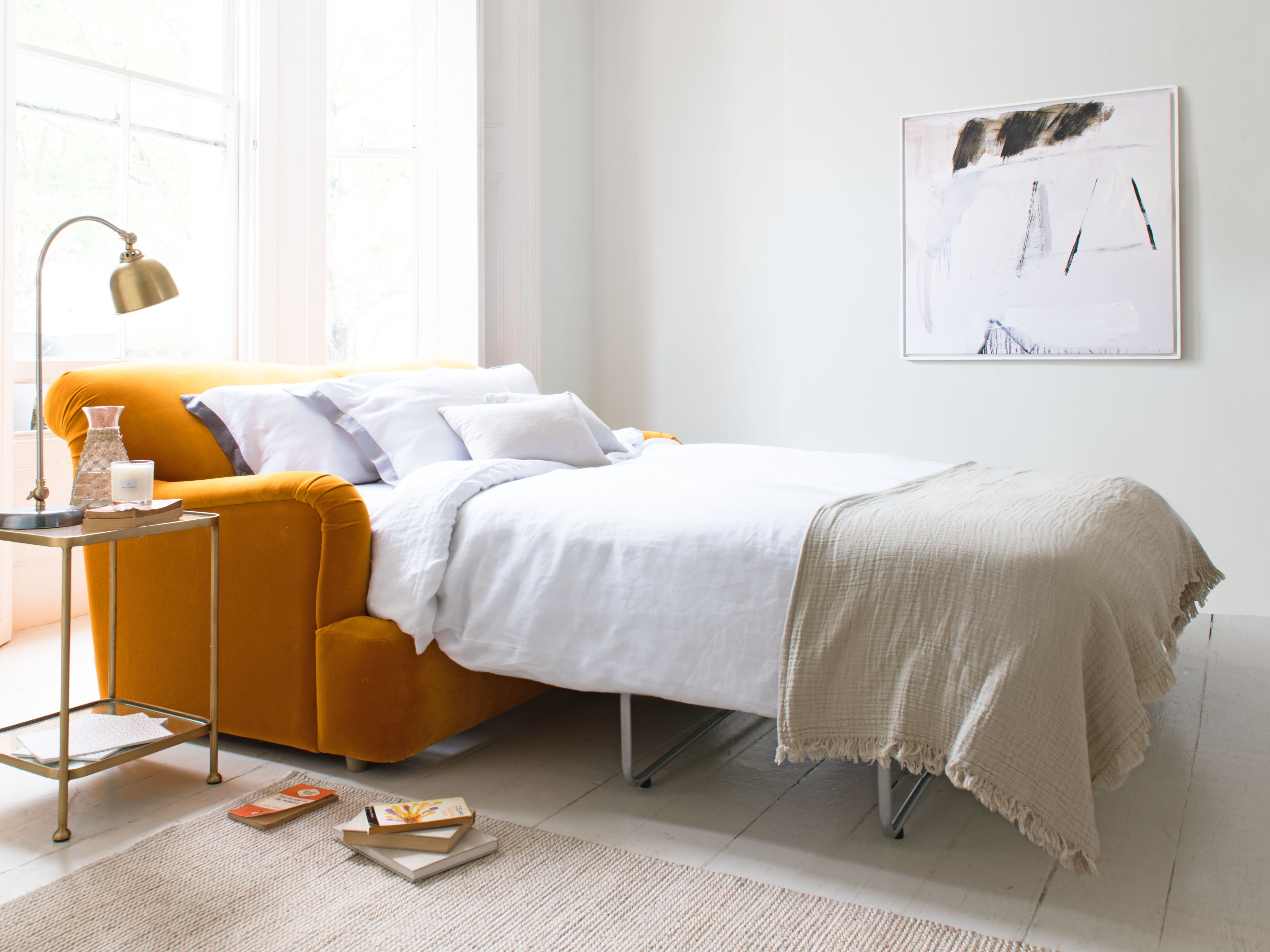 The Perfect Hidden Guest Bed Loaf Sofa bed uk, Living