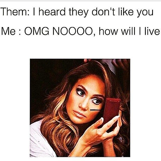 I Heard They Don T Like You Mood Instagram Instagram