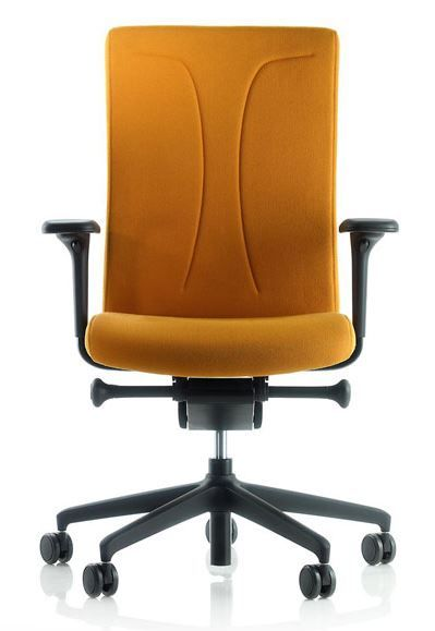 Agitus task chair Available at www.rainbowdesign.co.uk