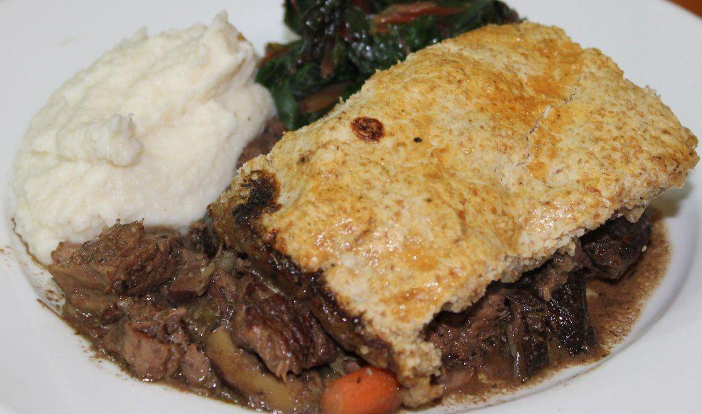 Paleo Steak and Kidney Pie | Steak, kidney pie, Paleo, Steak