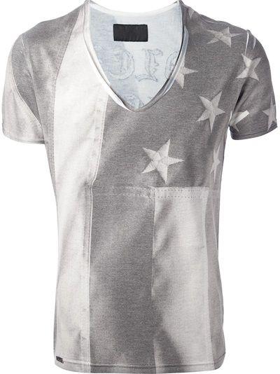 ba3133be5 PHILIPP PLEIN Printed T-Shirt idea Marcas De Roupas Masculinas, Roupas  Masculinas Online,