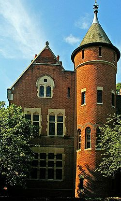 Tower House Melbury Road Kensington Jpg Tower House Victorian Townhouse London House