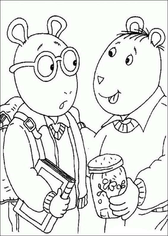 coloring pages kids talking - photo#20