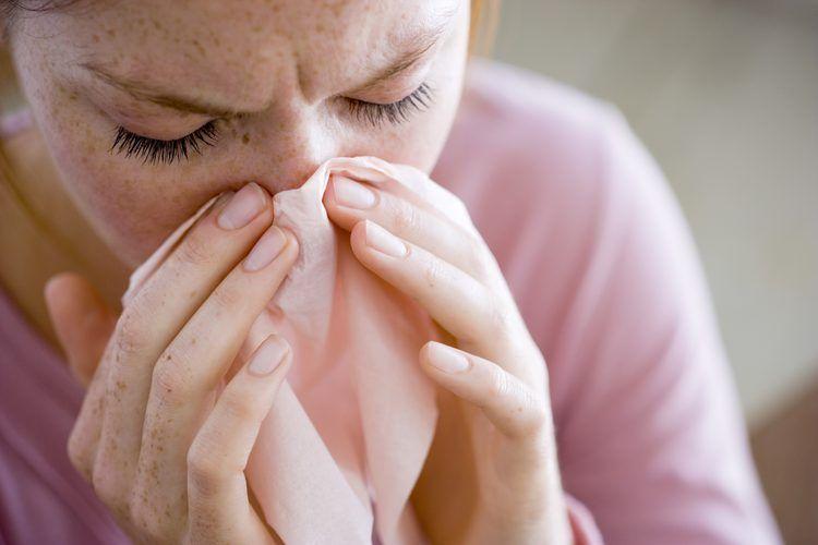 Dolor de cabeza al toser infección sinusal