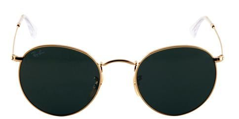 Óculos John Lennon Ray Ban RB 3447 Round Metal Frontal   FASHION ... ea1e757ee3