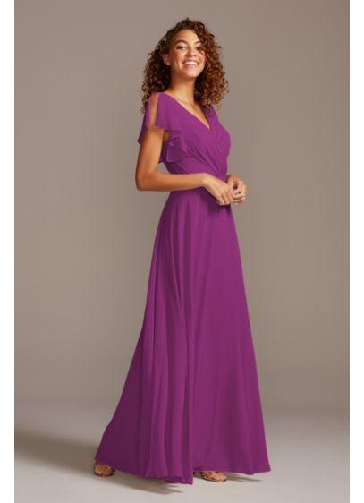 43+ Flutter sleeve bridesmaid dress ideas in 2021