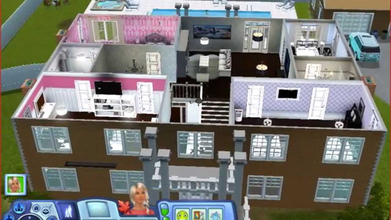 The Sims 3 Sorority House Flip Sorority House Flipping Houses Sims