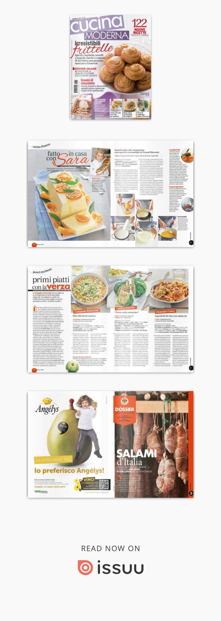 Cucina Moderna Febbraio.Cucina Moderna Febbraio 2018 Cucinare No Problem