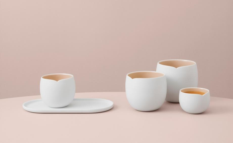 India Mahdavi And Nespresso Team Up On Sweet Themed Capsule Collection Ceramic Tableware Coffee Cup Design Tableware