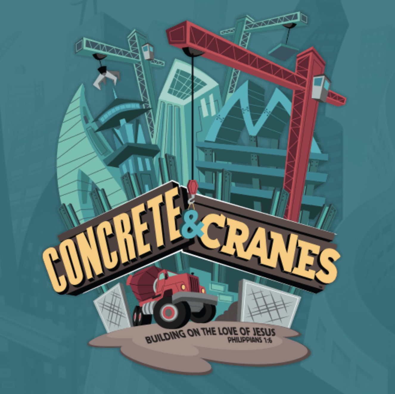 Concrete & Cranes VBS - Get The Scoop On Every 2020 VBS Theme ...