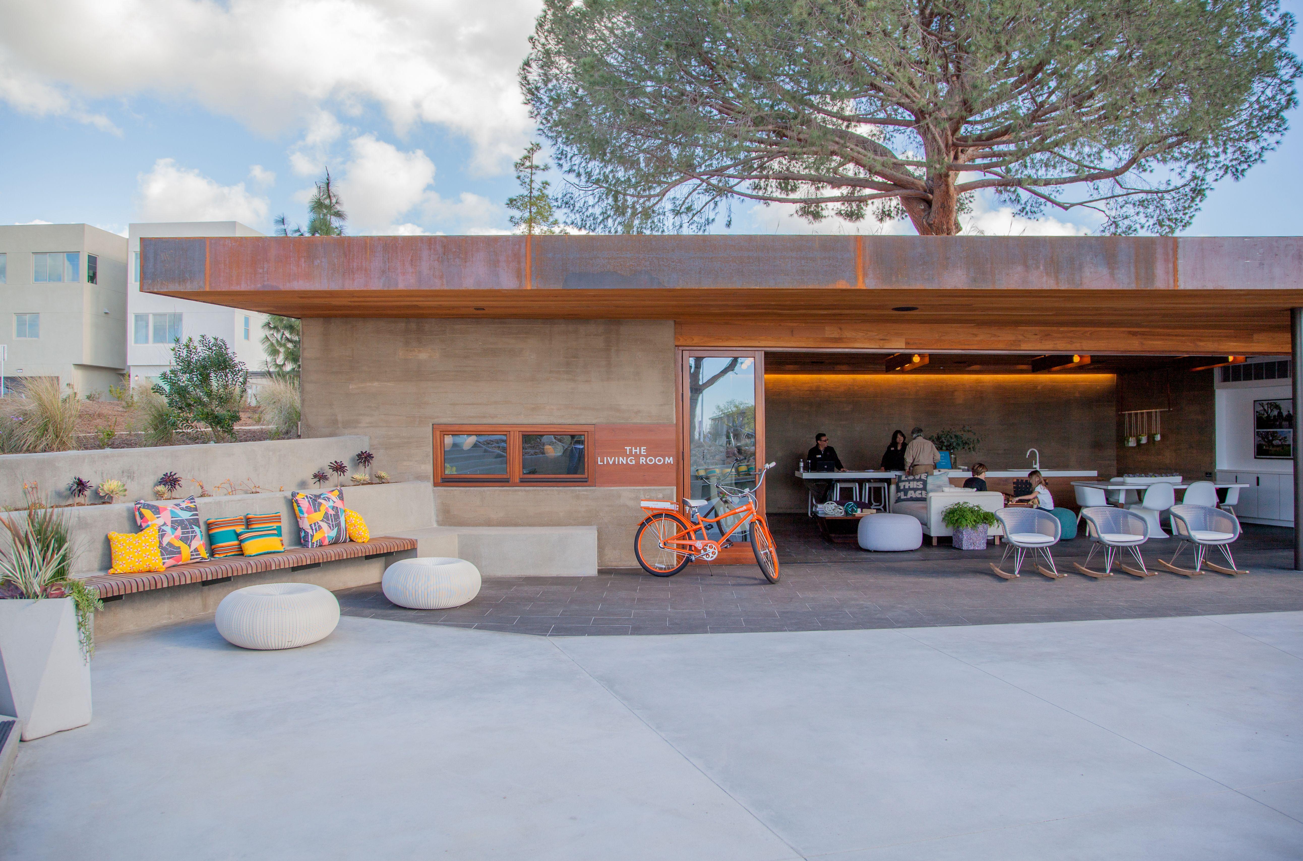 Parasol Park Portfolio Urban Landscape Design Modern Landscape Design Modern Landscaping
