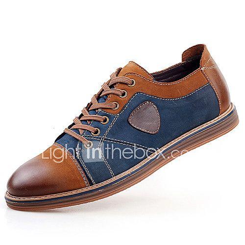 Find Zapatos Brogue Hombre, Marrón (Tan), 44 EU