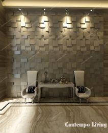 Cube Design 3d Glue On Wall Panel Vinyl Wall Panels Wall Design Wall Panels