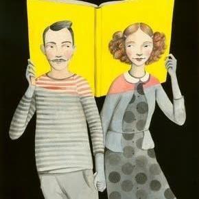 L'importante in una coppia è essere entrambi lettori.