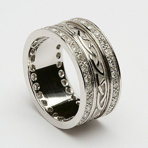 361 33 ImageBig Celtic Wedding Rings A Traditional Symbol Of Love