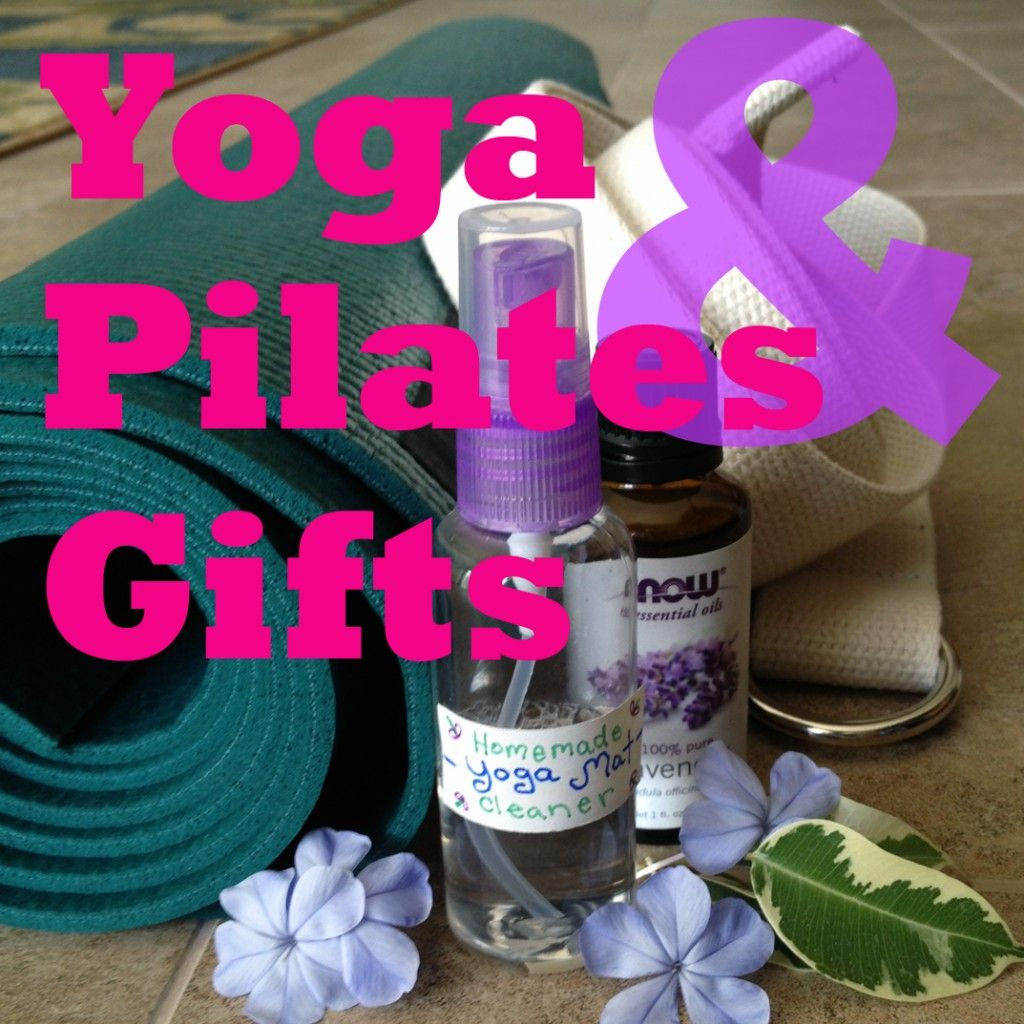 10 gifts for yoga and pilates lovers diy yoga gifts