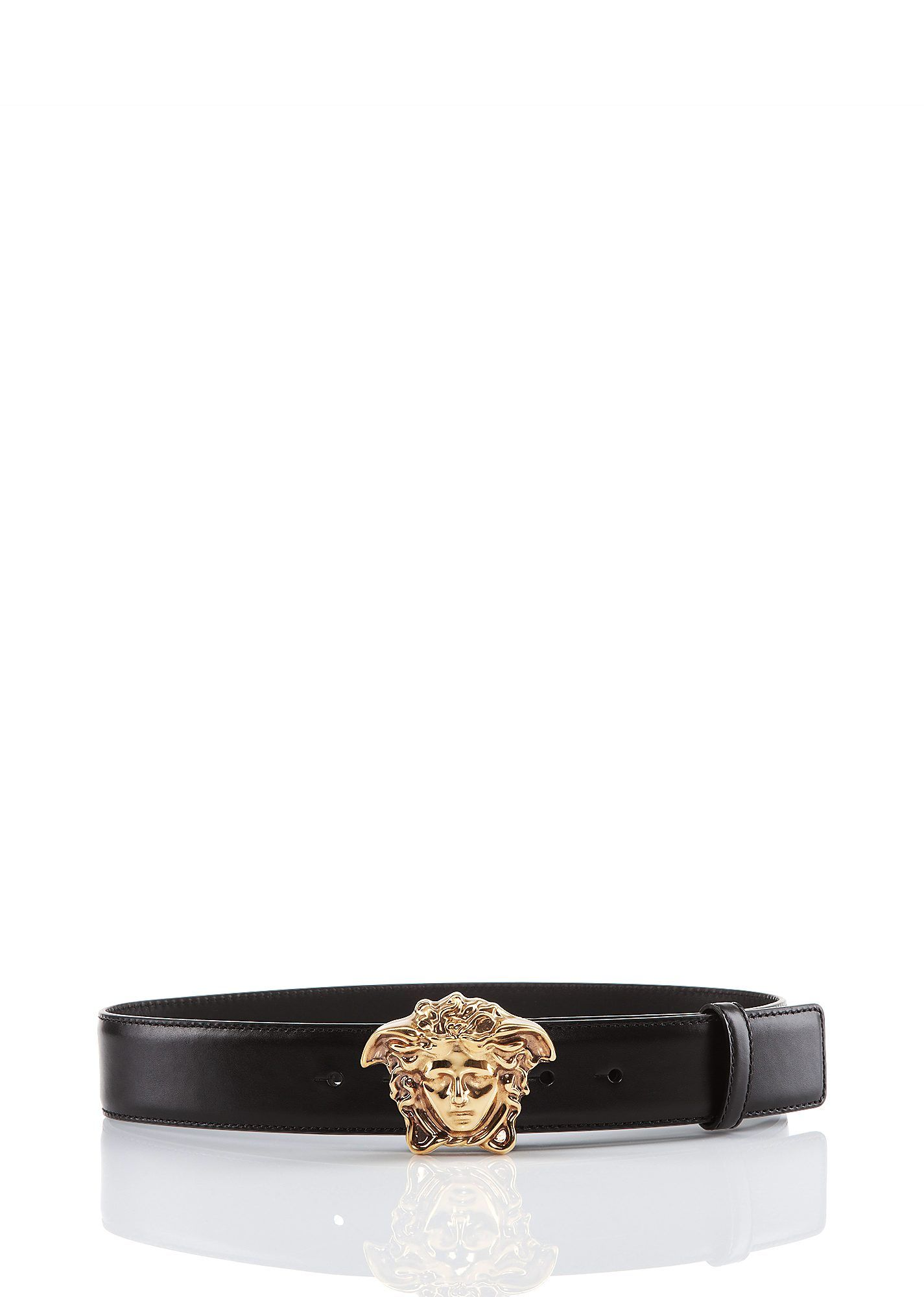 d605b0288b Palazzo Belt with Medusa Buckle for Men | US Online Store in 2019 ...