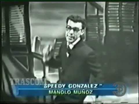 Manolo Munoz Speedy Gonzalez Youtube Rock And Roll Playing Guitar Rock N Roll