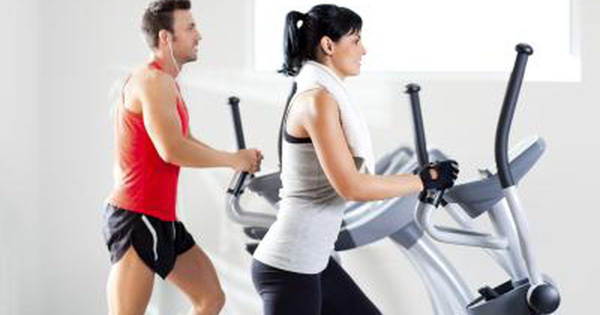 How Long Per Day Should I Use the Elliptical Trainer ...