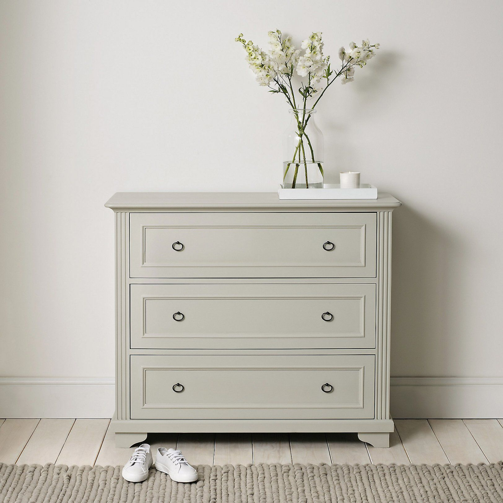 Provence  Drawer Chest Of Drawers From The White Company