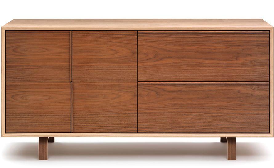 Cherner 2 Door 2 Drawer File Cabinet 2 Drawer File Cabinet