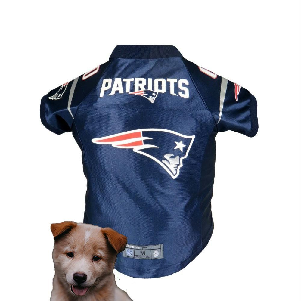 Details about NEW NEW ENGLAND PATRIOTS PET DOG PREMIUM NFL ALTERNATE JERSEY  w NAME TAG RED  c5a9999bc