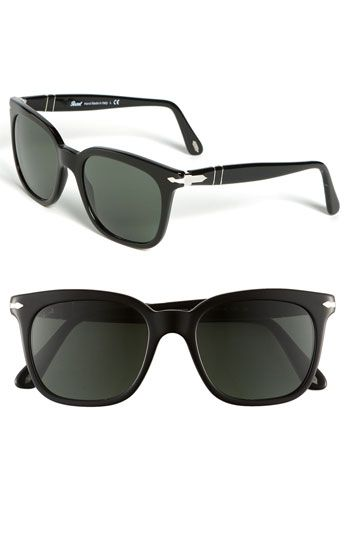 12971b117e Persol 50mm Square Vintage Sunglasses available at #Nordstrom ...