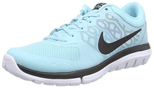 360bc70b93ca3 Nike Women s Flex 2015 Rn Copa Black Blue Lagoon Soar Run - Size 8 ...
