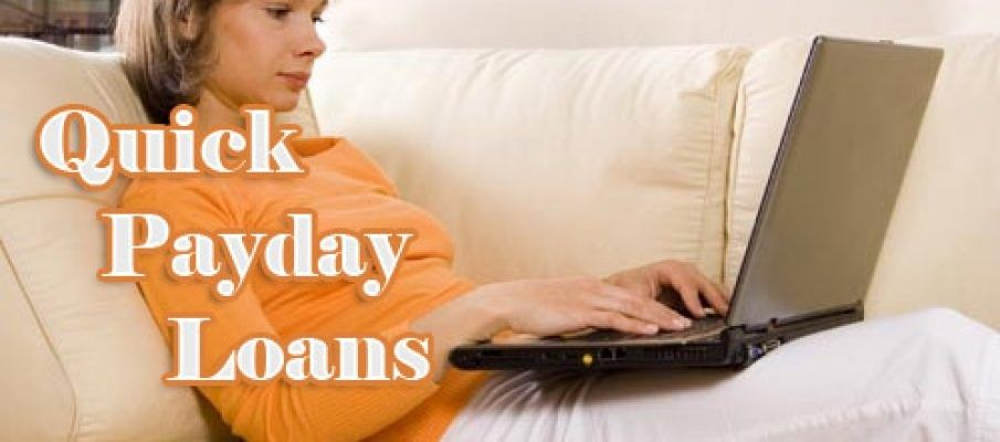 Quick Payday Loans >> Quick Payday Loans Are Online Finances Have Intended To Meet