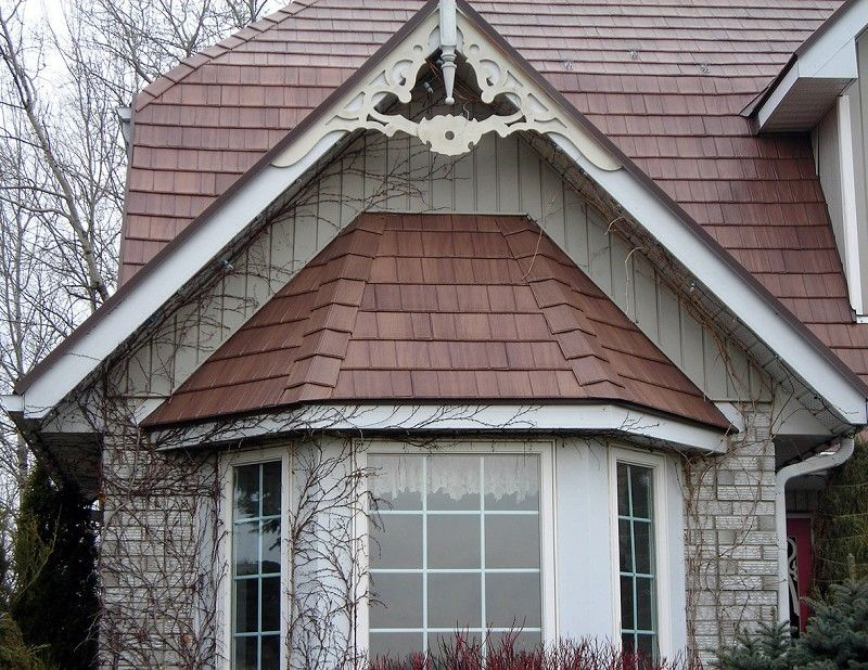 Metal Roofing Photo Gallery Metal Roofing Alliance Photos Of Metal Roof Types And Styles House Roof Metal Roof Houses Metal Shingle Roof