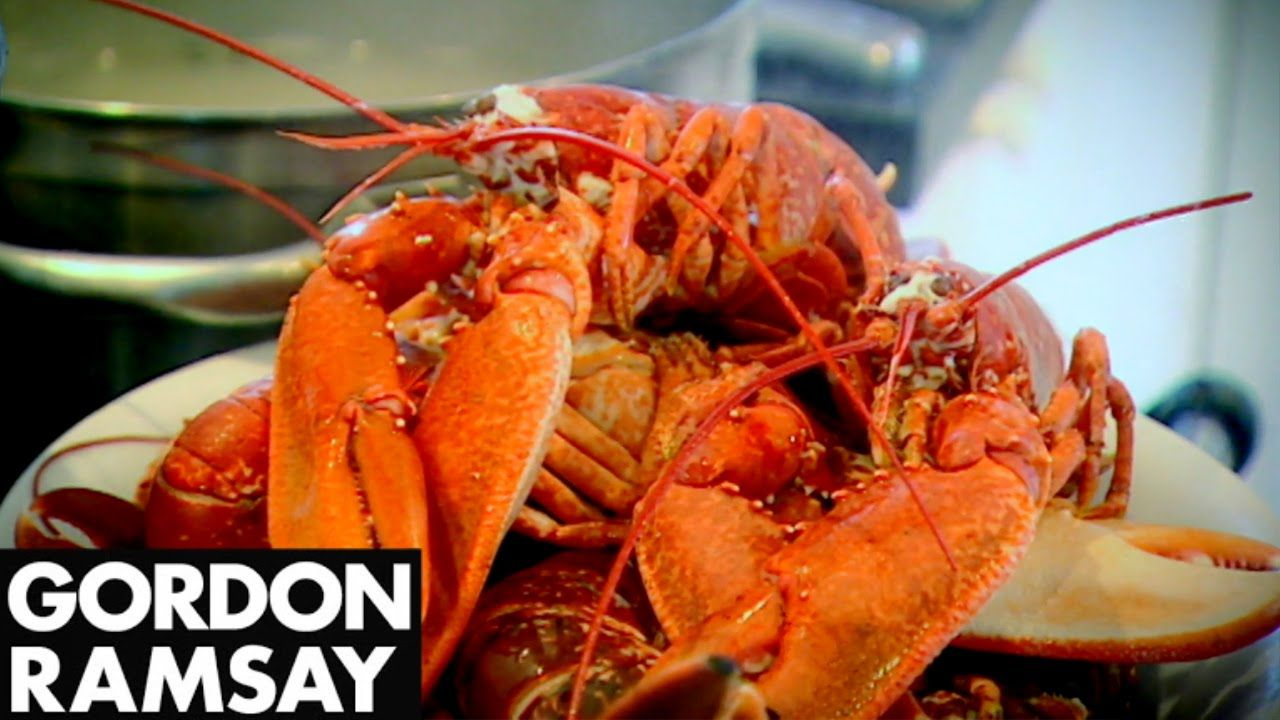 Cooking Lobster with Jeremy Clarkson Gordon Ramsay How