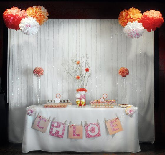 Table Centerpiece Ideas For Baby Shower find this pin and more on baby shower centerpieces Find This Pin And More On Baby Girl Couples Shower Baby Girl Shower Decorations
