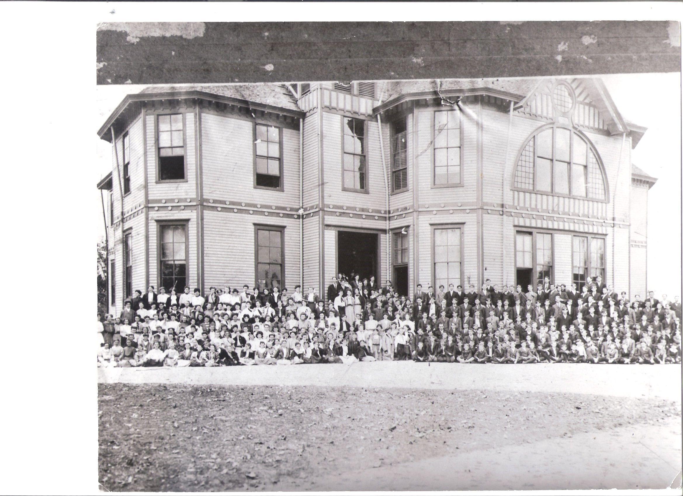 Colormaster albertville al - Seventh District Agricultural School Albertville Alabama Ca 1900 Picture On Display At Albertville Museum