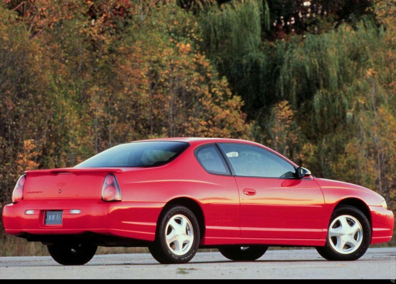 Фото › 2000 Chevrolet Monte Carlo Chevrolet monte carlo