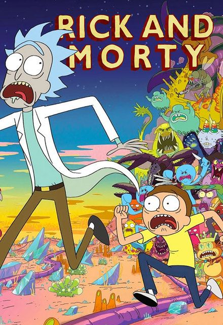 Rick And Morty Season 1 Watch Online At Iomovies To Rick And Morty Poster Rick And Morty Season Rick And Morty