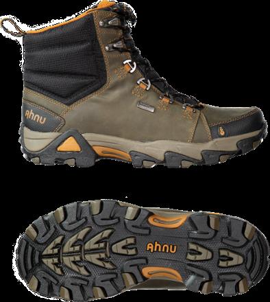 Ahnu Men S Coburn Waterproof Hiking Boots Dark Olive 11 5 Boots Hiking Boots Boots Men