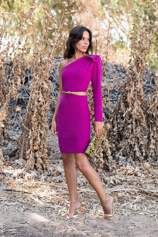 Vestido Alma buganvilla Panambi ¡Ideal para cualquier evento! www ...