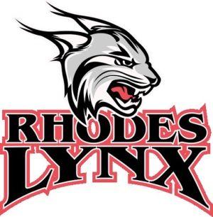 Rhodes College Lynx College Logo Lynx Sports Logo