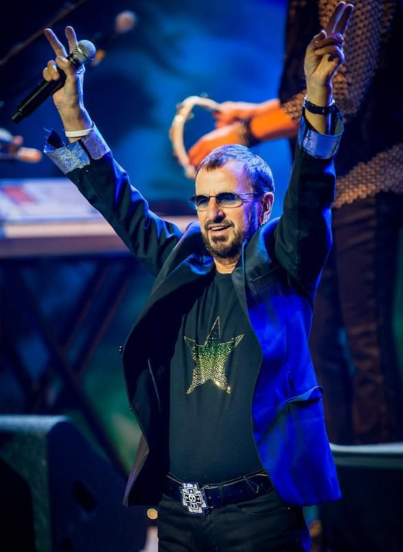Ringo Starr and his All Starr Band celebrated the end of a two-month Latin American Tour with two shows in Las Vegas at The Pearl inside Palms Casino Resort. These photos were taken at the Nov. 22 show (Photo: © Erik Kabik/ RETNA/ www.erikkabik.com).