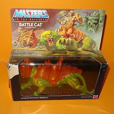 Vintage 1981 mattel motu he-man (heman) #battle cat tiger #complete #boxed rare,  View more on the LINK: 	http://www.zeppy.io/product/gb/2/361573064684/