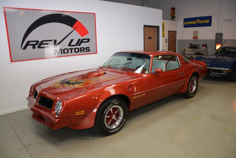 1976 Pontiac Firebird Trans Am Pontiac Firebird Trans Am