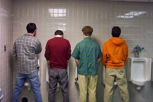 Tendencias de Hoy: POR QUÉ EL HOMBRE NO DEBE ORINAR DE PIE??