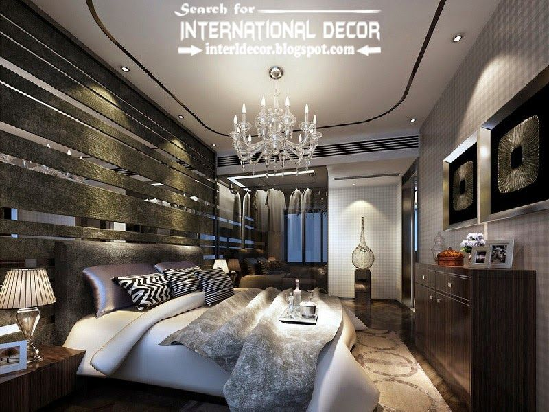 Luxury Bedrooms Interior Design Fascinating Contemporary Luxury Bedroom Decorating Ideas Designs Furniture Design Ideas