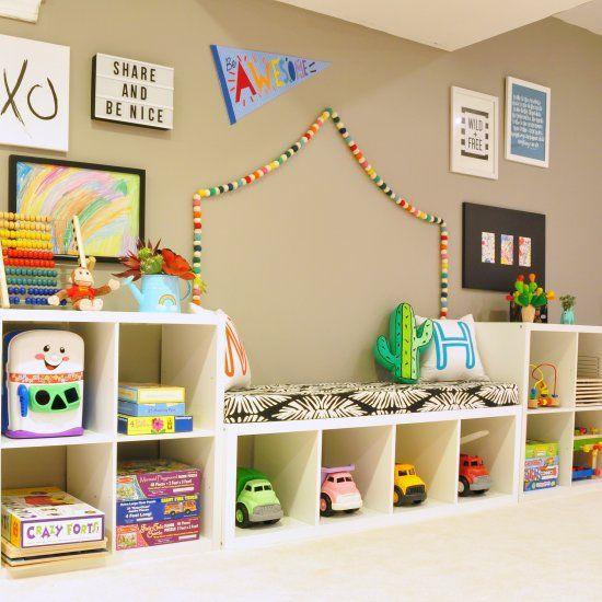 30+ Ikea Kallax Inspiration, Ideas & Hacks For Every Room images