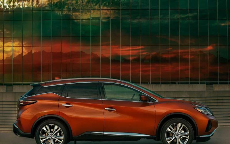Nissan Murano Platinum 2020 Carros de luxo, Carros