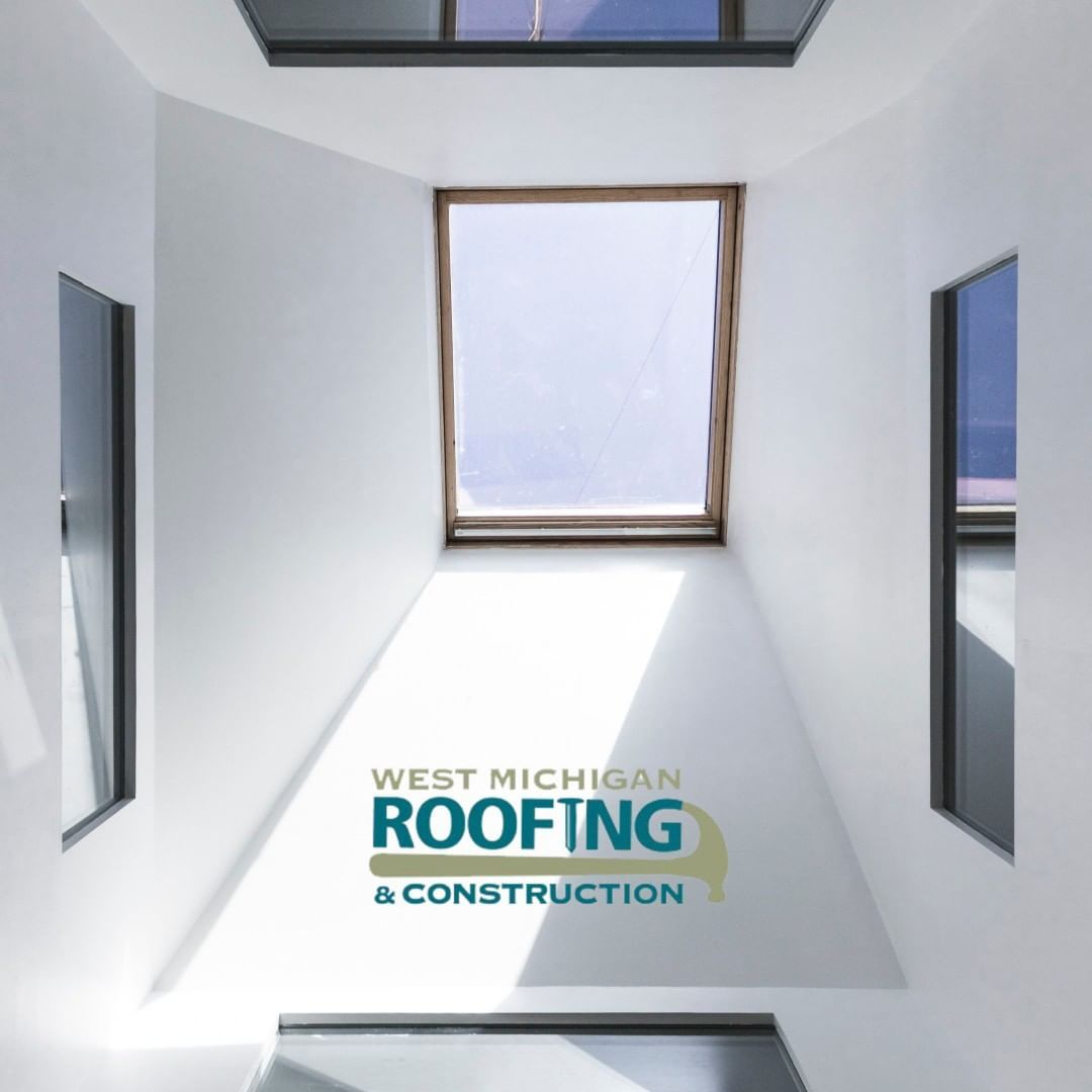 West Michigan Roofing Is A Velux 3 Star Manufacturer Certified Skylight Installer Skylights Are Usually Located On Roofing Residential Roofing Roof Skylight