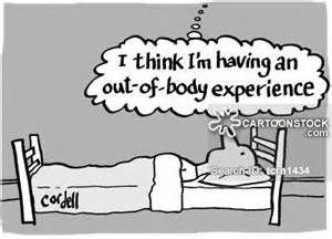 Have you ever had an out of body experience? Well I am having one right now, and it's totally by design. At this very minute, I am looking over your shoulder as you read this post. Don'…